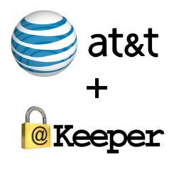 AT&T and Keeper are Teaming Up!