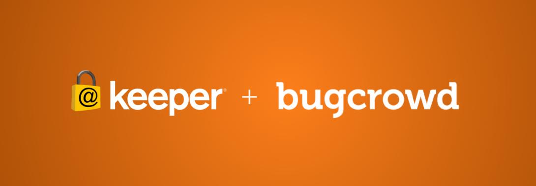 Keeper Now Live on Bugcrowd Platform