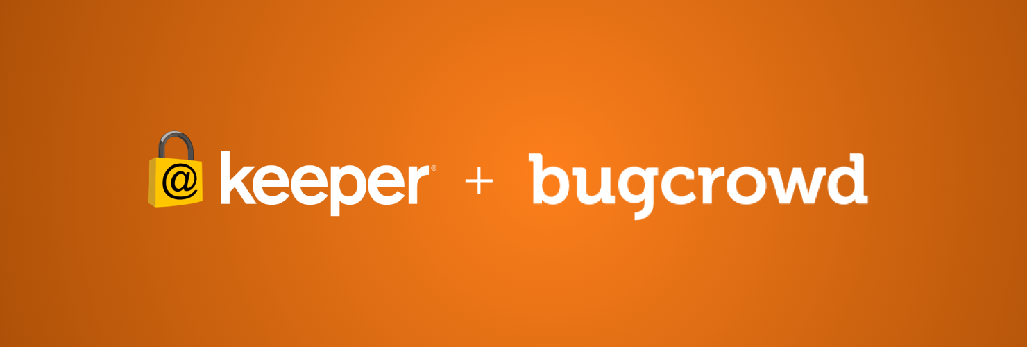 Keeper Now Live on Bugcrowd Platform