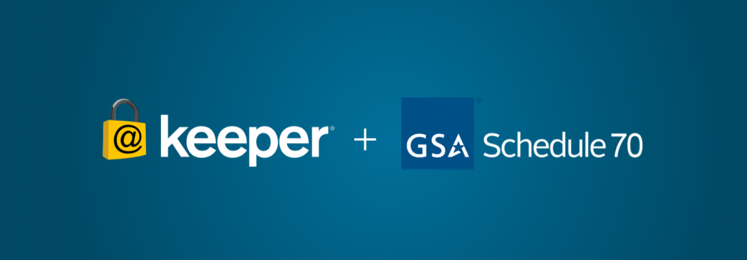 Keeper Awarded GSA IT Schedule 70 Contract