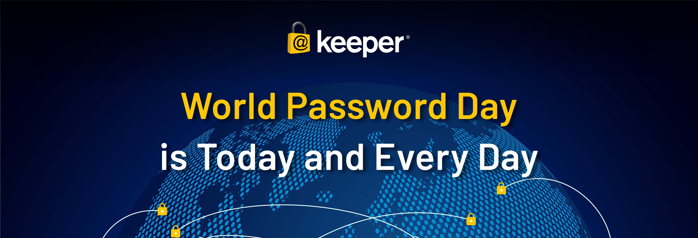 World Password Day is Every Day
