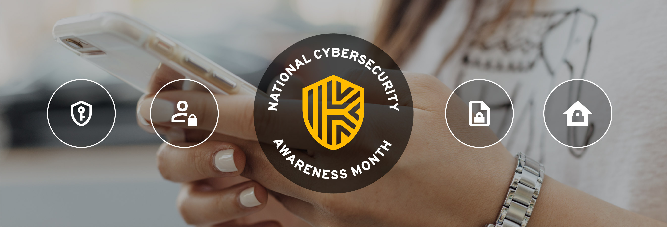 #NCSAM Tip: Don't Wait for a Business to Tell You That Your Password Was Stolen