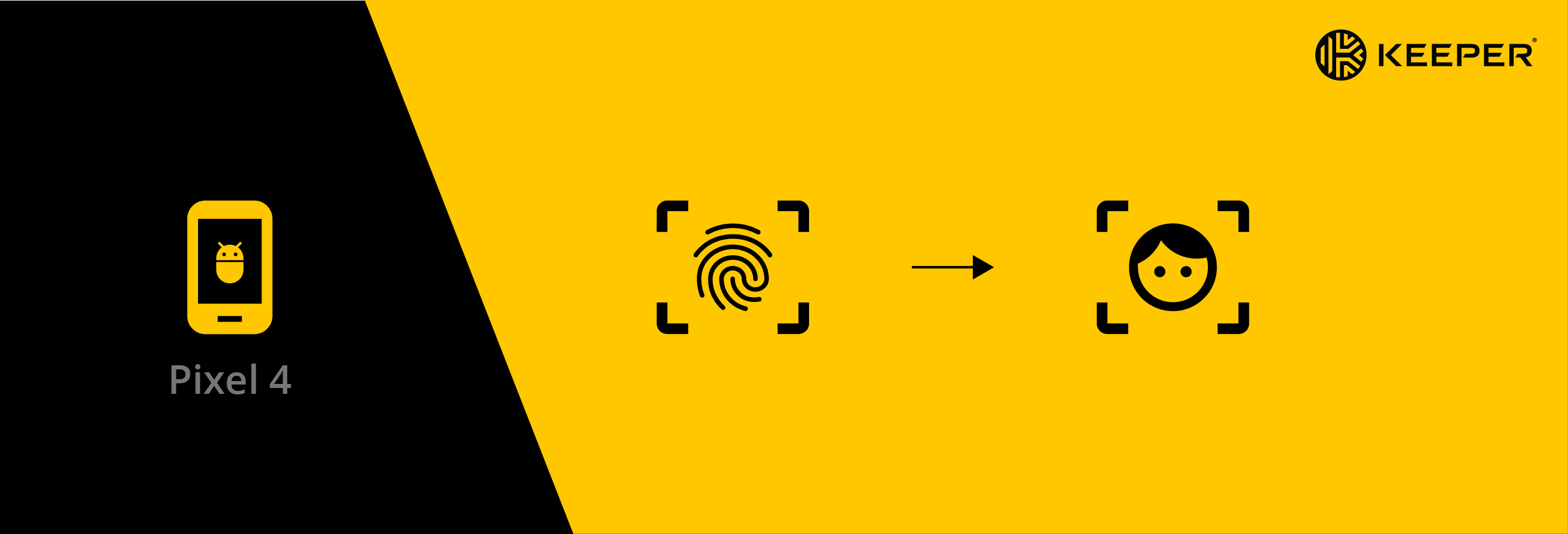 Keeper Is the First Password Manager to Support the Pixel 4's New BiometricPrompt API