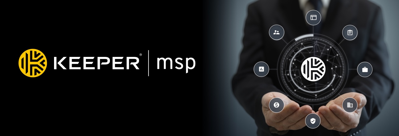 Keeper Expands into the MSP Market with New KeeperMSP Product & MSP Partner Program