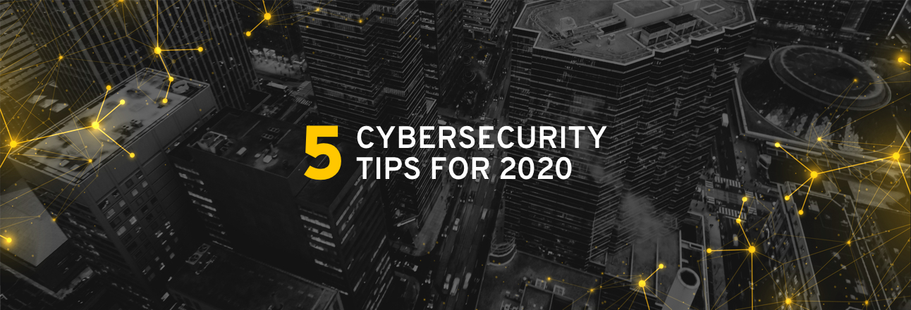 Roar Into the '20s with These 5 Cybersecurity Tips