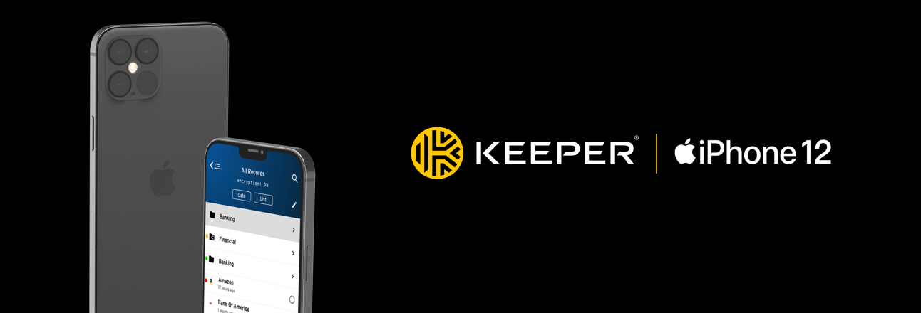 Download Keeper Now and Be Ready for the iPhone 12