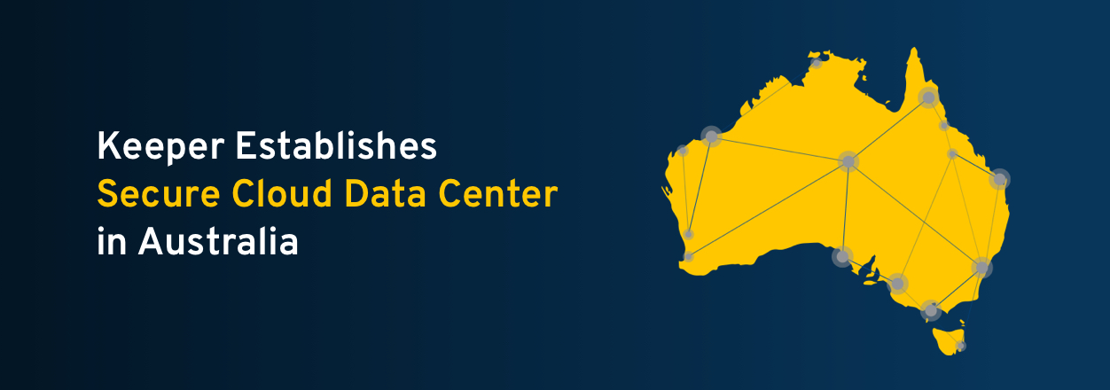 Keeper Announces New Cloud Data Center Presence in Australia